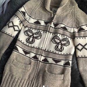 Aritzia TNA Sea To Sky Sweater size S